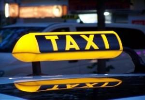 работа таксиста