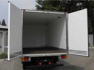 Ремонт дверей автомобильных фургонов