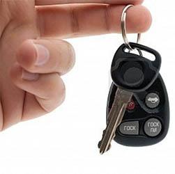 ключи для автомобиля