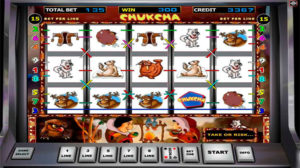Игровой автомат Chukcha