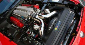 турбодвигатель в авто