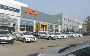 LADA в Екатеринбурге